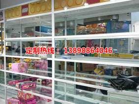 玩具展柜 (4)